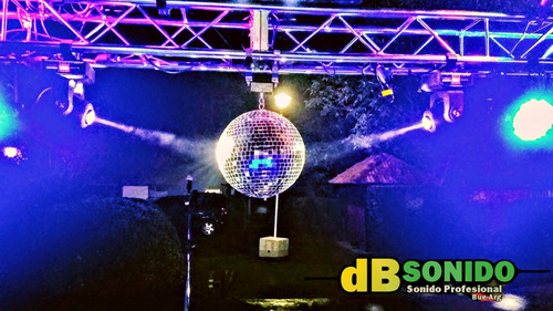 alquiler de sonido bandas luces fiestas eventos streaming