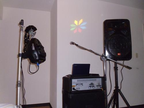 alquiler de sonido con dj para fiestas