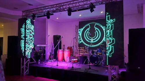 alquiler de sonido e iluminacion profesional
