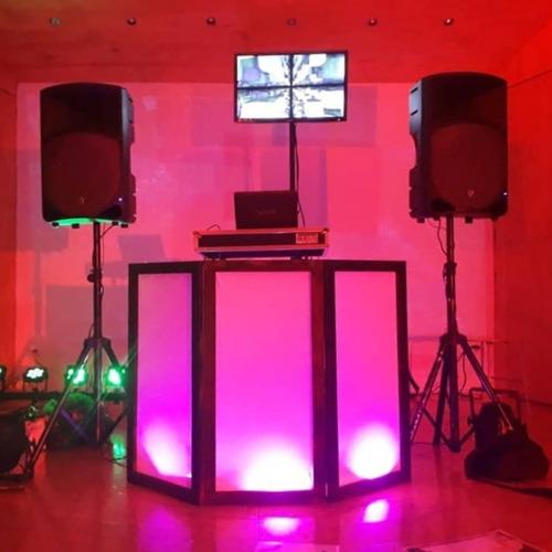 alquiler de sonido e iluminación profesional, karaoke clas13