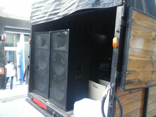 alquiler de sonido e iluminacion  servicio de dj