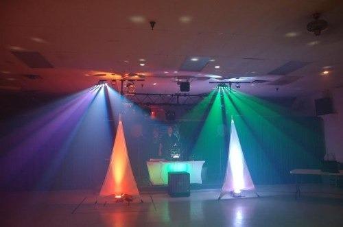 alquiler de sonido luces dj profesional eventos maracaibo