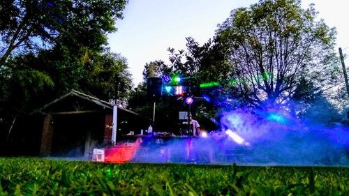 alquiler de sonido luces dj puf