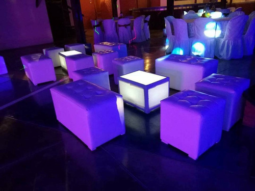 alquiler de sonido, luces, proyección y mobiliario.