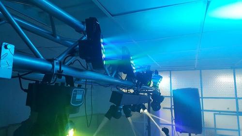 alquiler de sonido luces tarimas