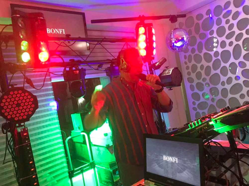 alquiler de sonido luces y dj profesionales