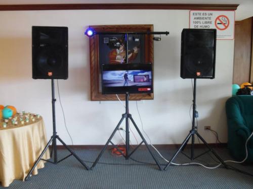alquiler de sonido para tu evento - divertyshow