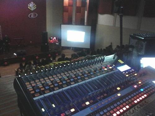 alquiler de sonido profesional e iluminacion