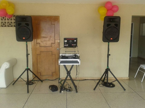 alquiler de sonido profesional.. para todo tipo de evento