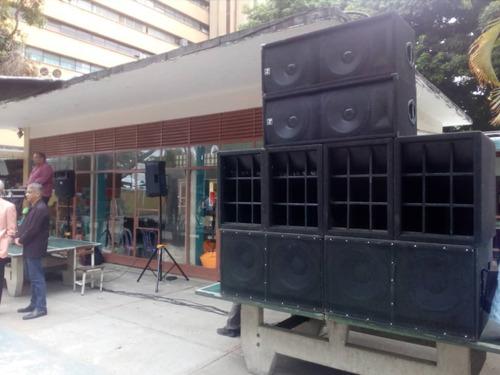 alquiler de sonido,discplay,miniteca,dj,iluminación -eventos