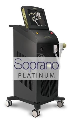 alquiler de soprano ice platinum original