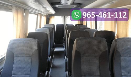 alquiler de sprinter  combi minibus