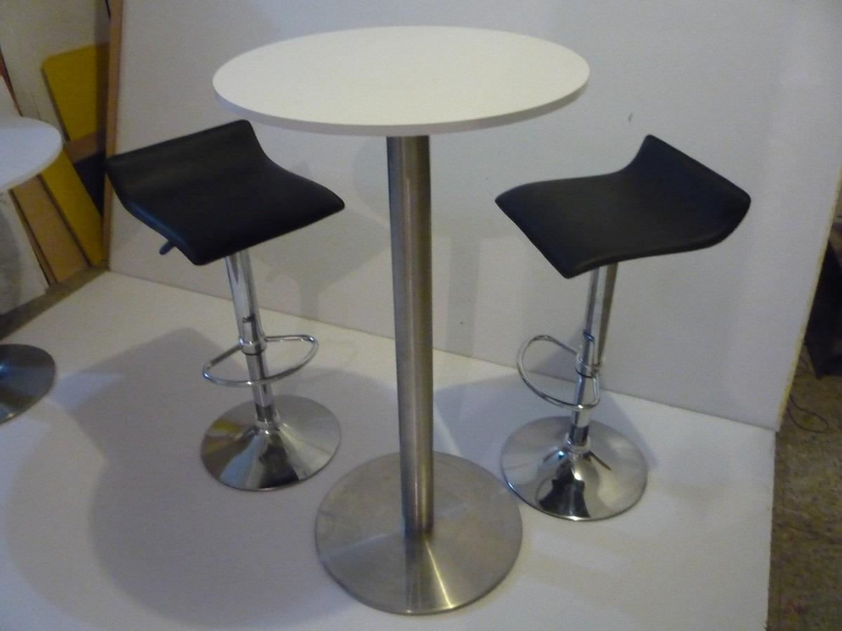 Mesas bar mesa plegable tipo bar reforzada pino sillas for Sillas tipo bar en madera