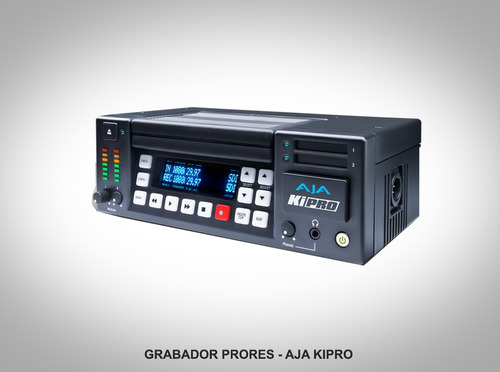 alquiler de switchers / camaras / sonido