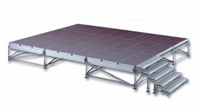alquiler de tarimas - escenario - estructuras truss - techos