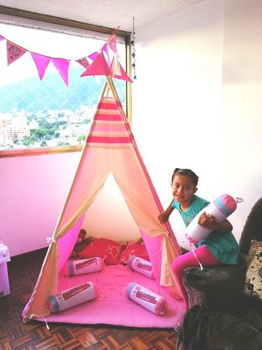 alquiler de teepes para fiestas y cumpleaños