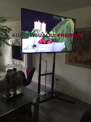 alquiler de televisores y pantallas led
