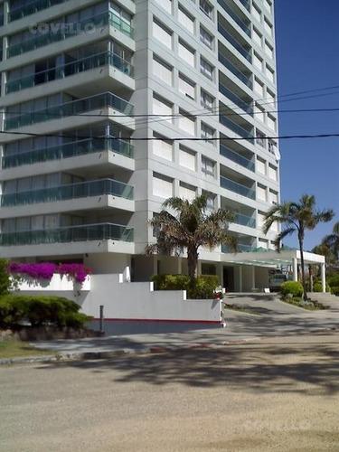 alquiler de temporada 2017, apartamento para 5 personas, playa mansa !