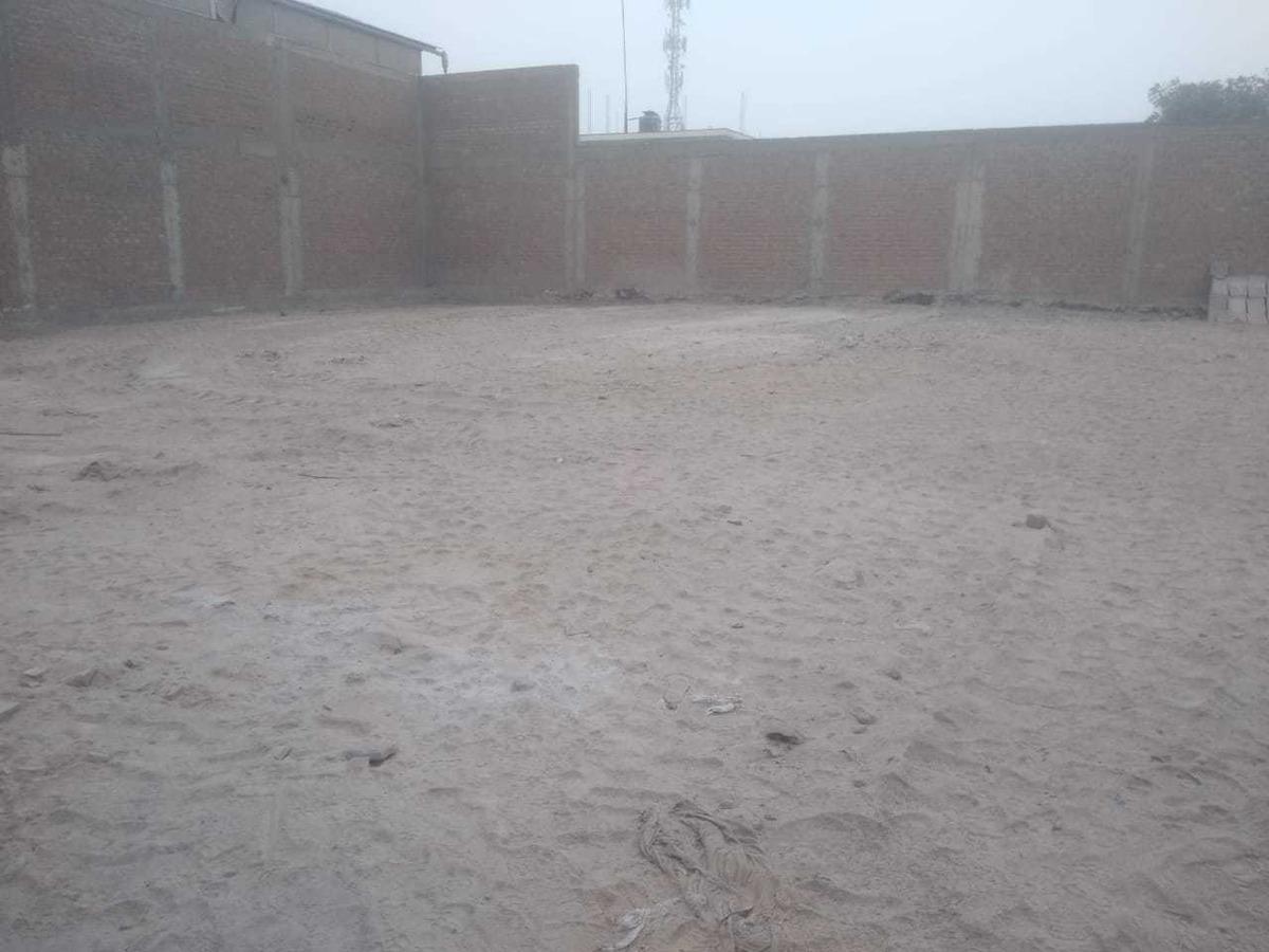 alquiler de terreno en zona industrial nieveria huachipa