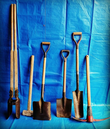 alquiler de todo tipo de herramientas y maquinas.