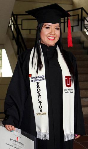 alquiler de togas ibague  -  class university