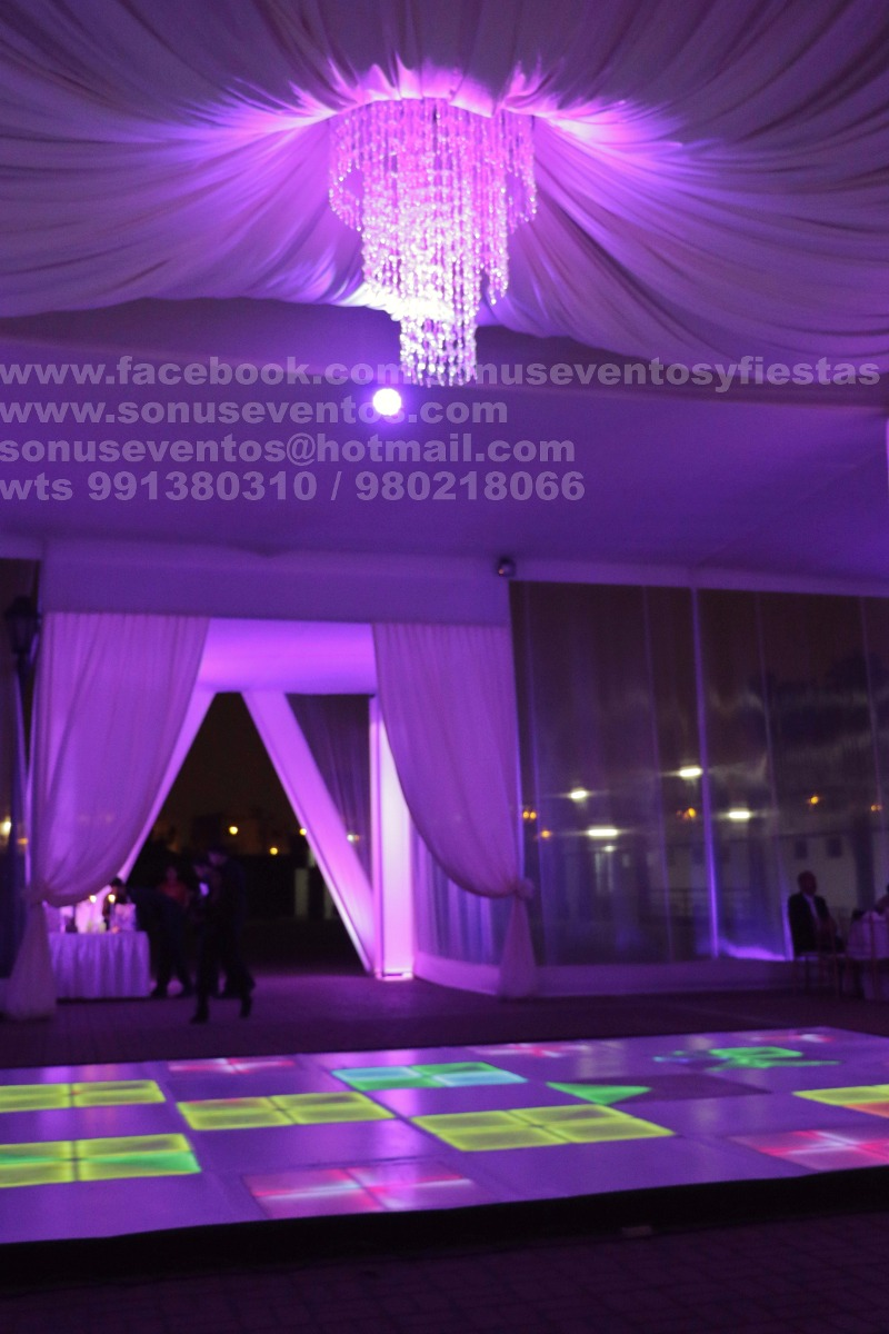 Alquiler de toldos catering open bar decoraci n sonido for Bar mercado libre