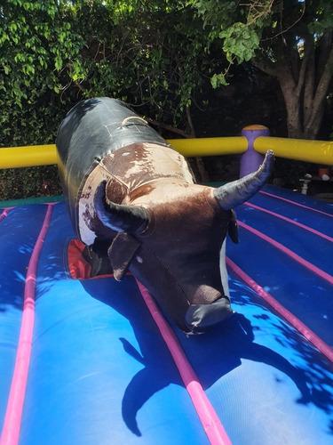 alquiler de toro mecanico san miguel y alrededores