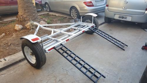 alquiler de trailer, dolly y traslado de vehiculo