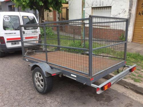 alquiler de trailers batan para carga, cuatriciclo y motos