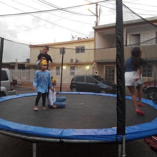 alquiler de trampolin - inflable 3x3