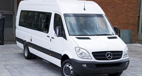 alquiler de transporte  combis, vans,  confort  y seguridad