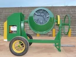 alquiler de trompos para concreto 13 hp y rana compactadora