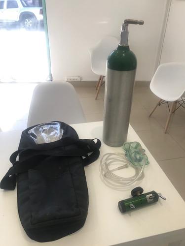 alquiler de tubos de oxígeno para viajes en salta