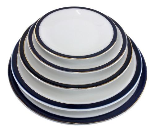 alquiler de vajilla platos redondos fiestas eventos
