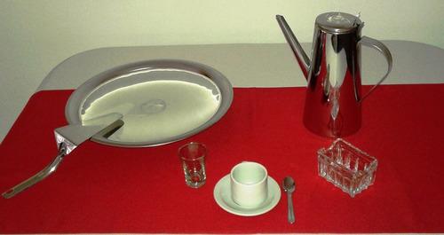 alquiler de vajilla ,platos,copas,manteles en zona oeste