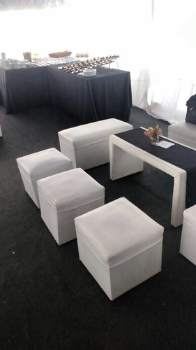 alquiler de vajilla sillas mesas livings manteleria nordelta
