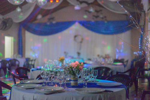 alquiler de vajillas, catering, mozos, organización d evento