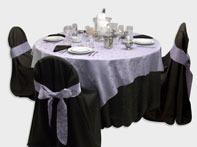 alquiler de vajillas manteles mesa silla puff living gazebos