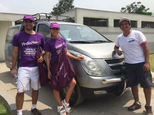 alquiler de van h1 hyundai turismo con conductor profesional