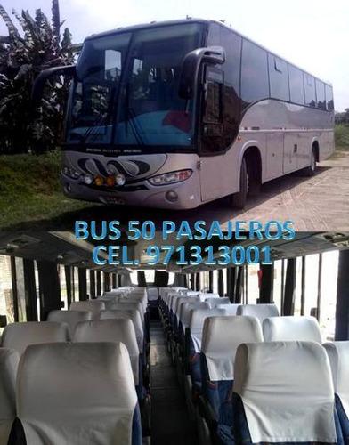 alquiler de van h1 minivan coaster minibus buses con chofer