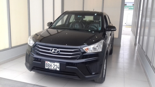 alquiler de van hyundai minivan suv creta 2018 sin chofer