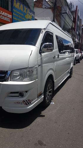 alquiler de vans en bogotá transporte turístico y empresaria