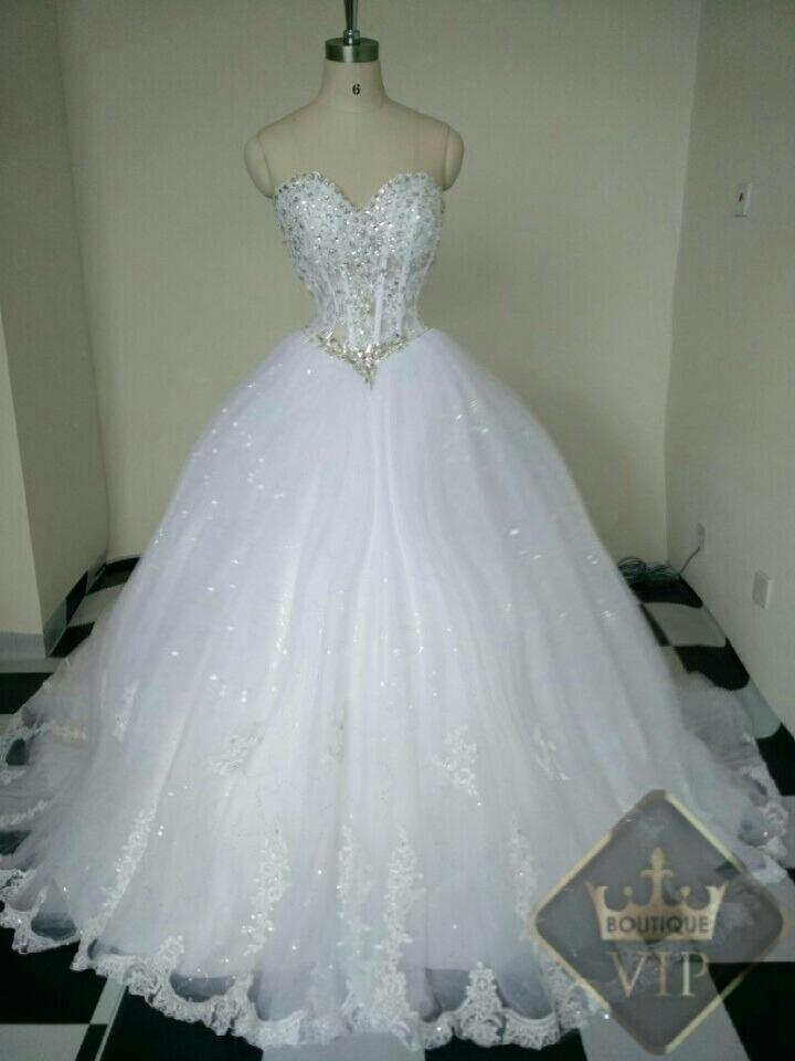 Vestidos para novia bogota