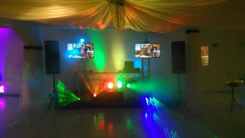 alquiler de video beam, pantalla, micrófonos, sonido