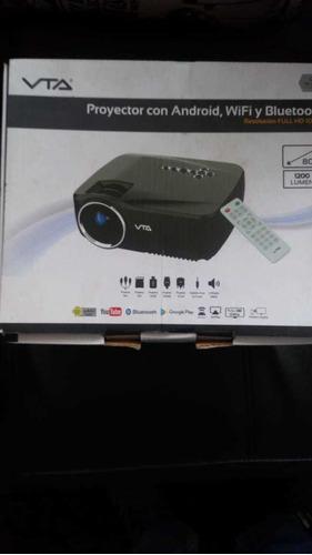 alquiler de video beam proyector