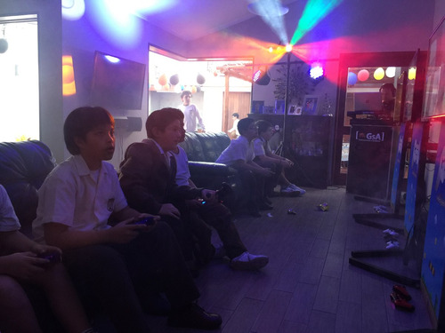 alquiler de videojuegos ps4 wiiu baile just dance y karaoke