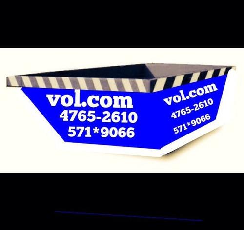 alquiler de volquetes 4765-2610 ¡zona norte! vol.com