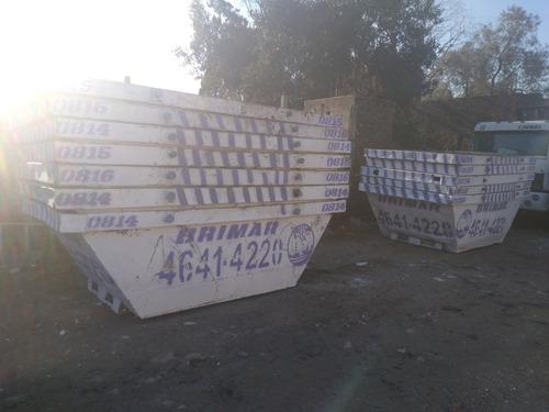 alquiler de volquetes en liniers mataderos lugano liniers