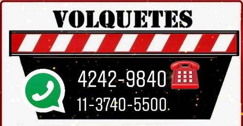 alquiler de  volquetes lanus, gerli, alsina 4242-9840