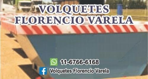 alquiler de volquetes varela-quilmes-berazategui